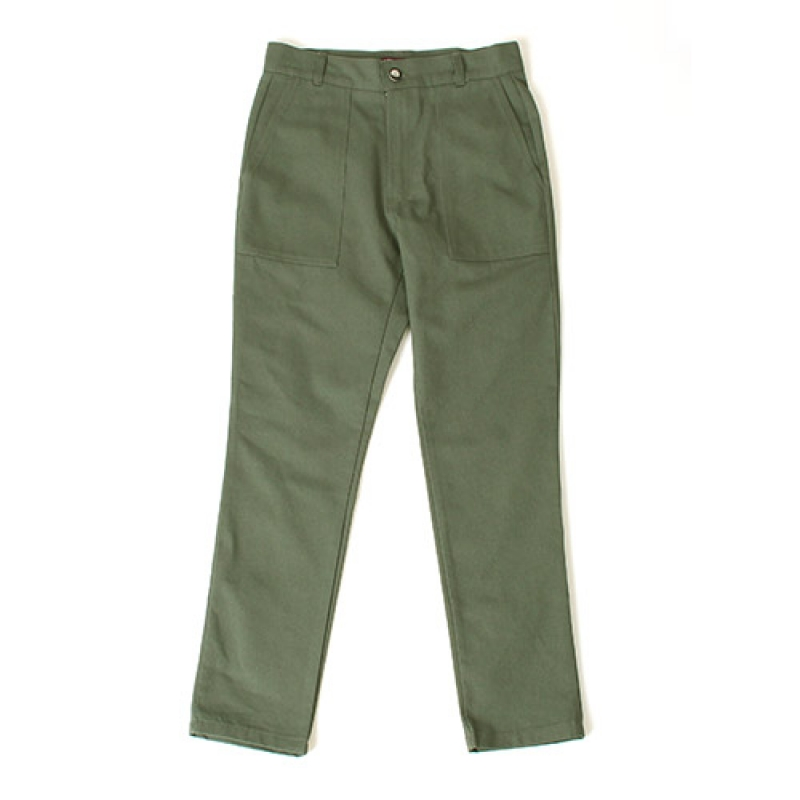 [GROSS INVENTORY] GRS WORK CARGO PANTS (KHAKI)