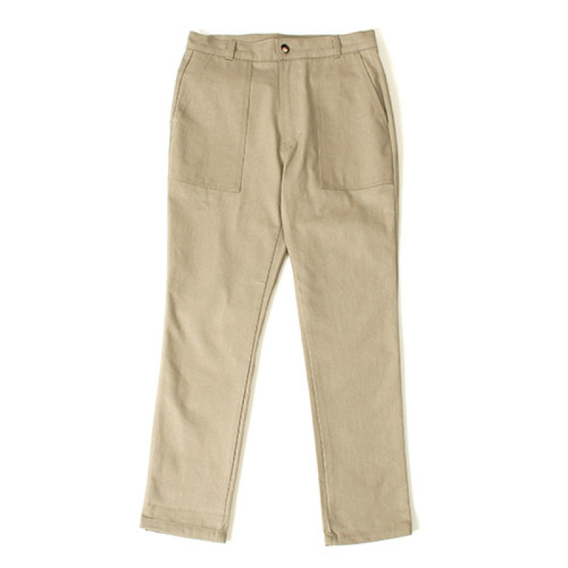 [GROSS INVENTORY] GRS WORK CARGO PANTS (BEIGE)
