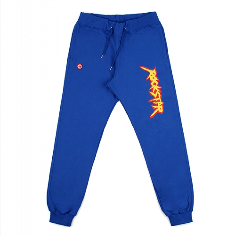 [NASTY PALM] ROCKSTAR SWEATPANTS (BLUE)