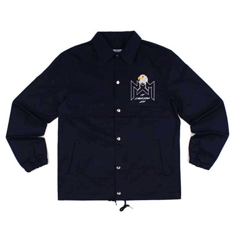 [NASTY PALM] NLC WORKJACKET (NAVY)