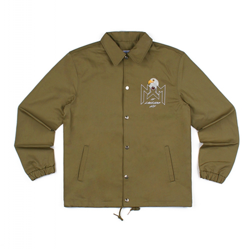 [NASTY PALM] NLC WORKJACKET (KHAKI)