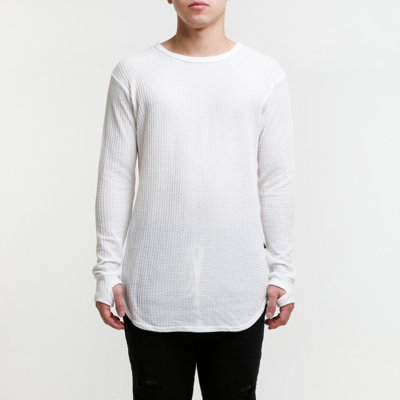 [$ SHOP SALE] [EPTM] ROCKY WHITE L/S TRAINING THERMAL ORGNL LONG TEE
