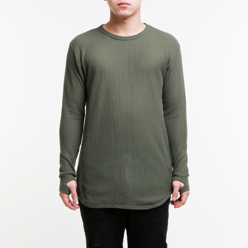 [$ SHOP SALE] [EPTM] MONEY OLIVE L/S TRAINING THERMAL ORGNL LONG TEE