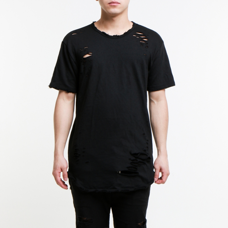 [EPTM] MAX BLACK THRASHER OG LONG TEE