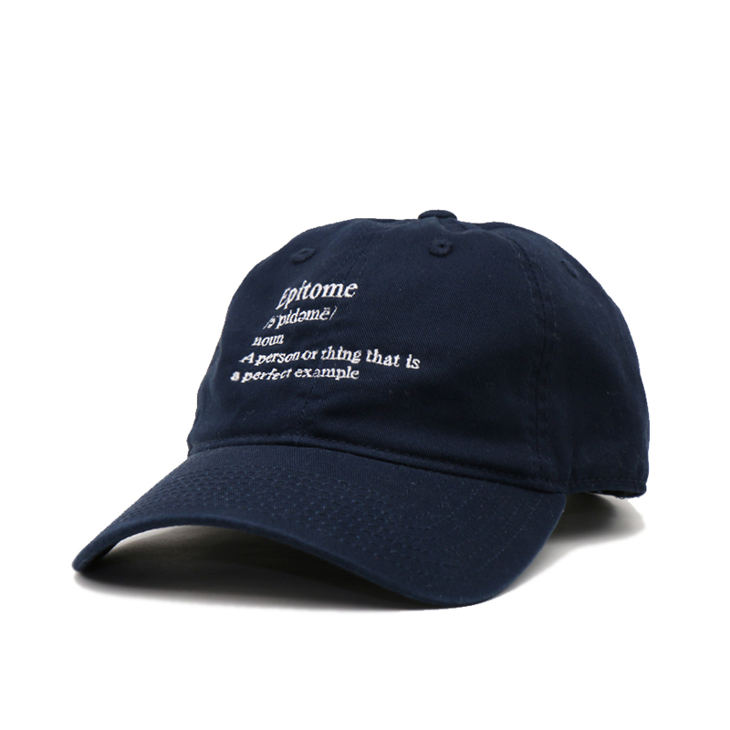 [EPTM] NAVY EPITOME HAT