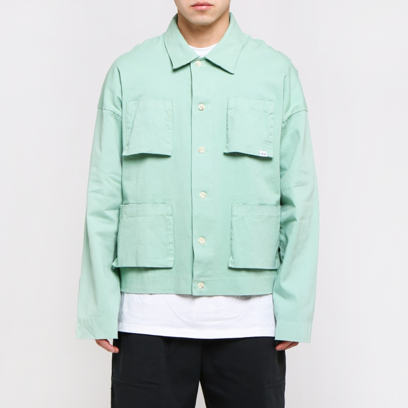 [EPTM] DOWNTOWN JADE WORK JACKET