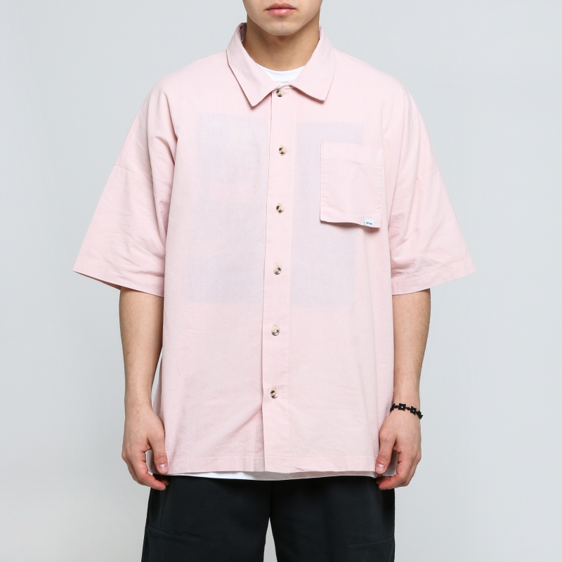 [$ SHOP SALE] [EPTM] VINTAGE PINK DAD SHIRT