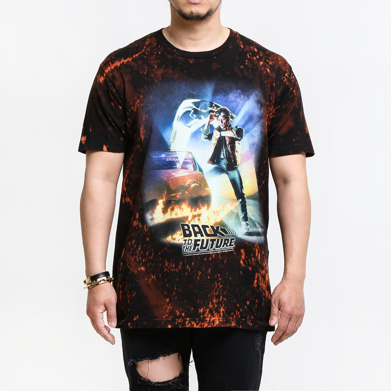 [BLEACH MERCH] BACK TO THE FUTURE T-SHIRT