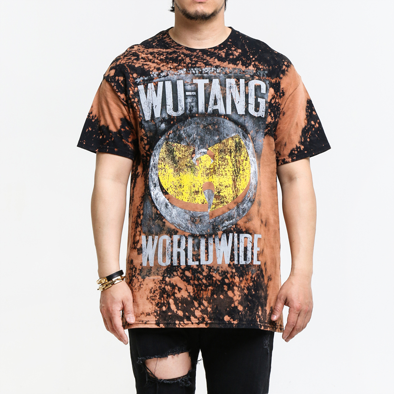 [$ SHOP SALE] [BLEACH MERCH] WU-TANG T-SHIRT