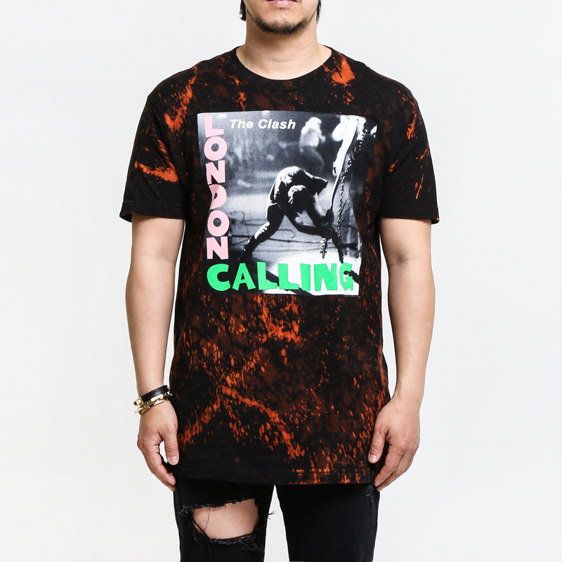 [$ SHOP SALE] [BLEACH MERCH] CLASH T-SHIRT