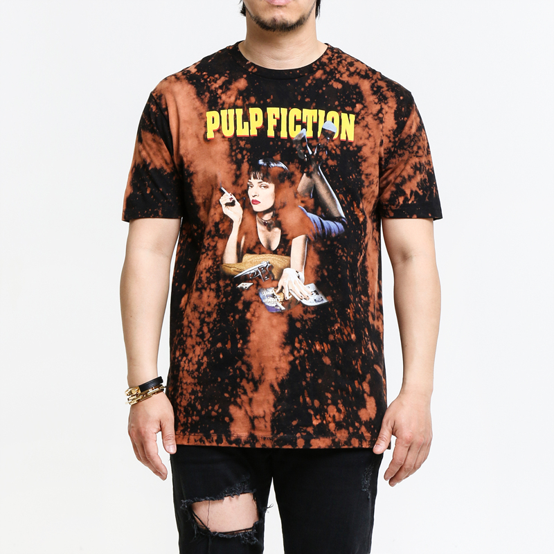 [$ SHOP SALE] [BLEACH MERCH] PULP FICTION MIA T-SHIRT