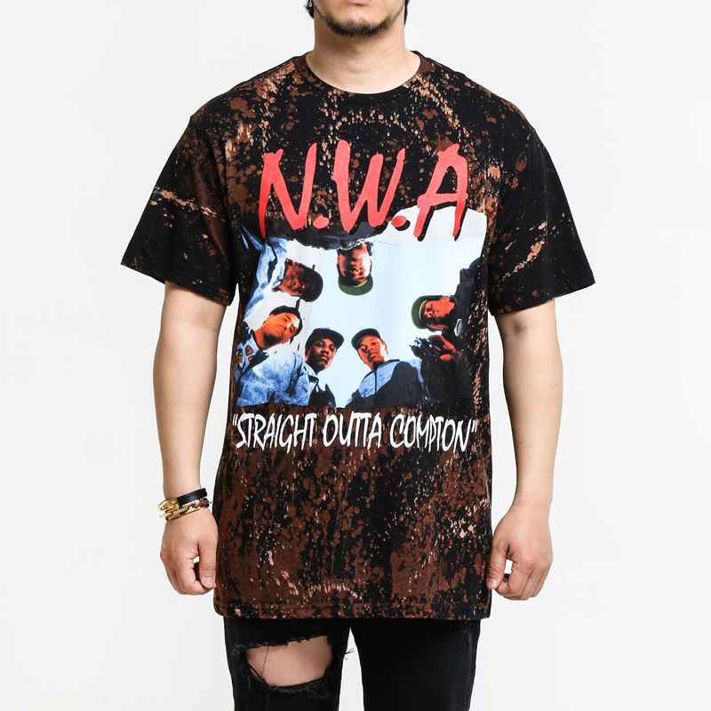 [BLEACH MERCH] N.W.A T-SHIRT