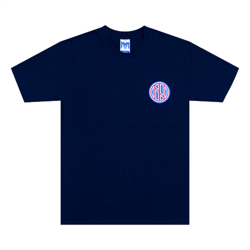 [NASTY PALM] NY KICKS TEE (NAVY)