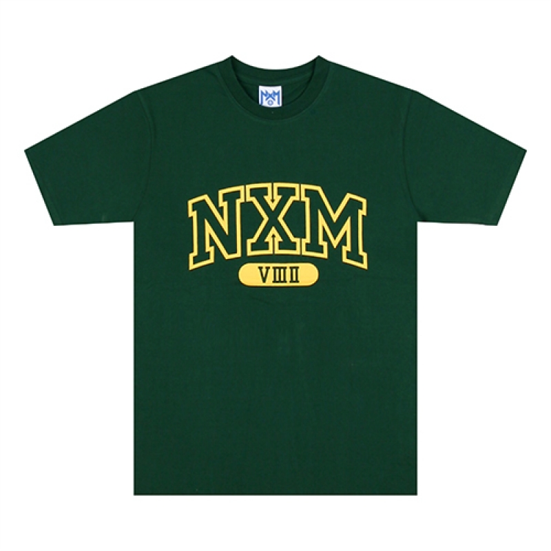 [NASTY PALM] NXM SENIOR TEE (GREEN)