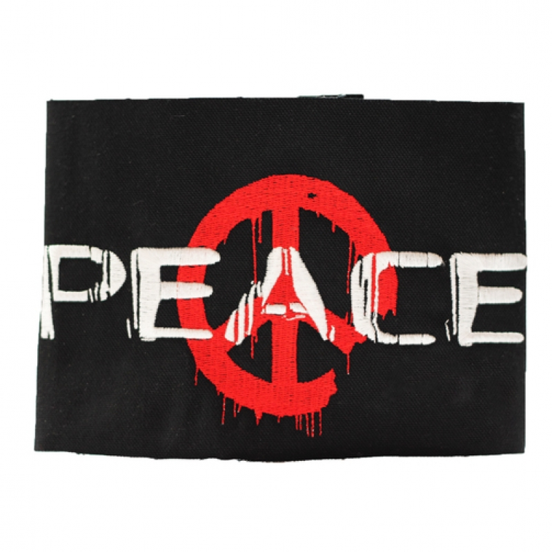 [BBP] PEACE ARMBAND LIMITED EDITION (BLACK)