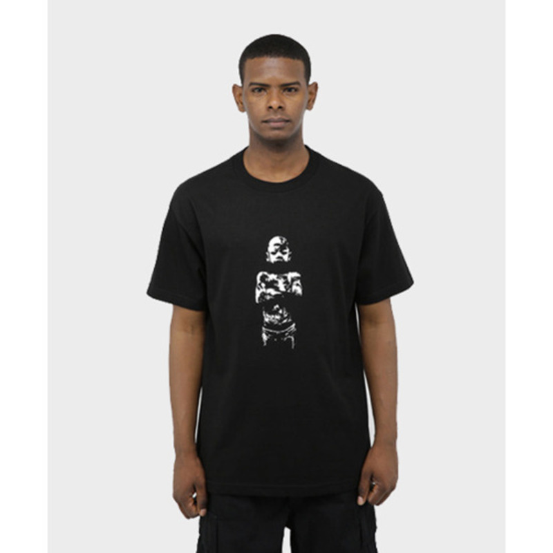 [OBH] VOODOO T-SHIRT - BLACK