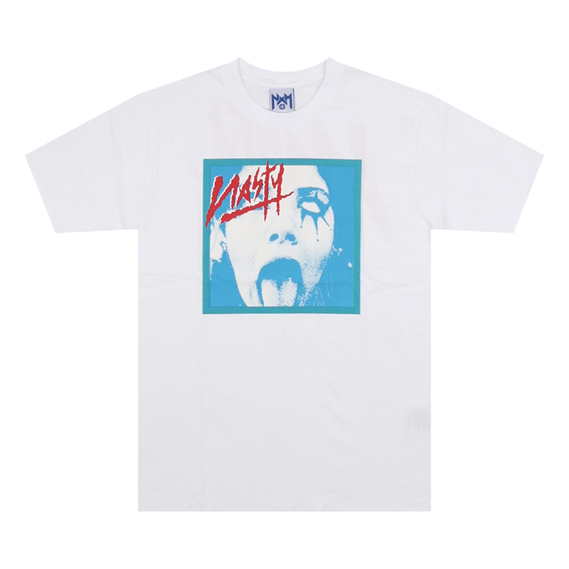 [NASTY PALM] NASTY CORE TEE (WHT)
