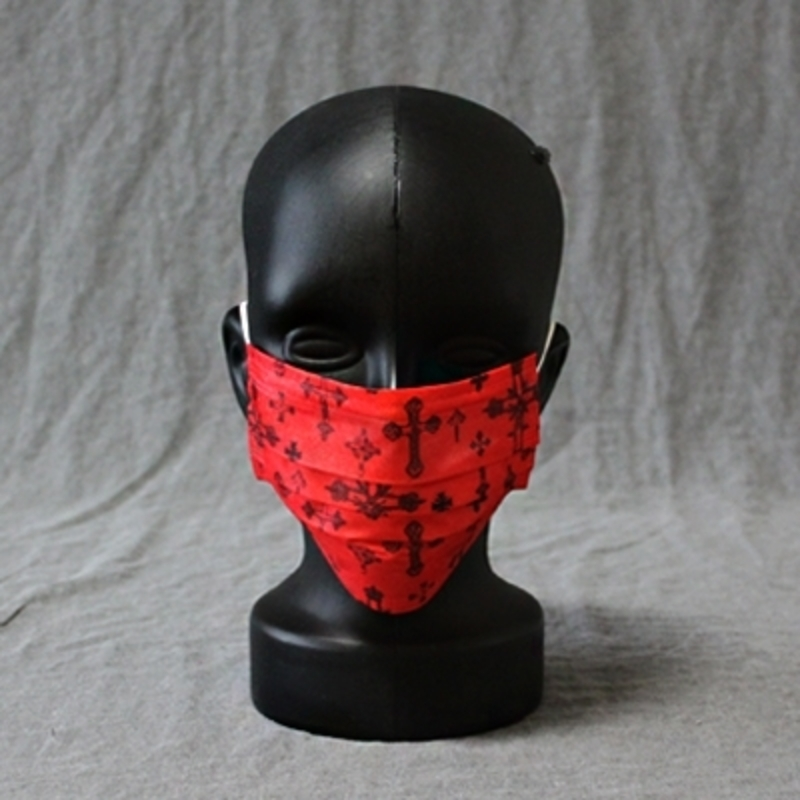 [CVAL] CVAL RED CROSS MASK