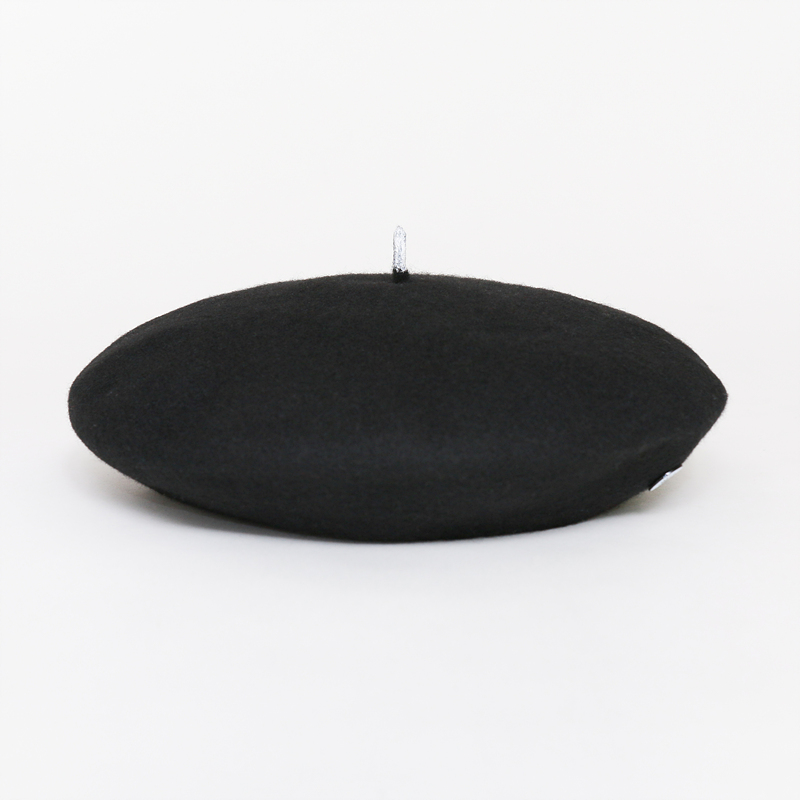 [SILVER SPOON ATTIRE] Wool Beret with Pin