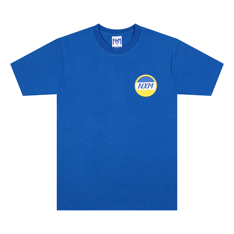[NYPM] NASTY BILL TEE (BLUE)