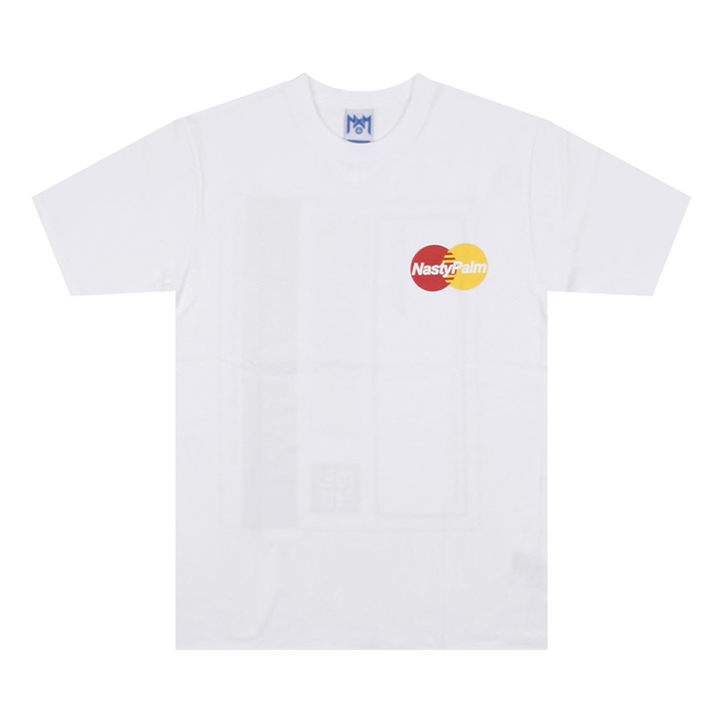 [NYPM] NASTY BILL TEE (WHT)
