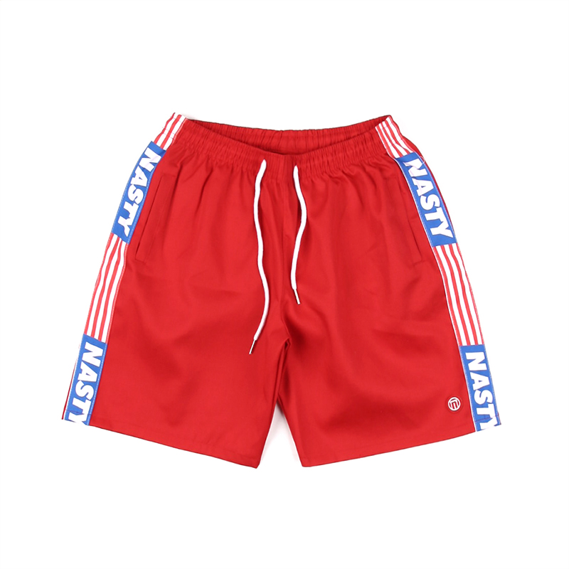 [NYPM] NASTY KICK SHORTPANTS (RED)