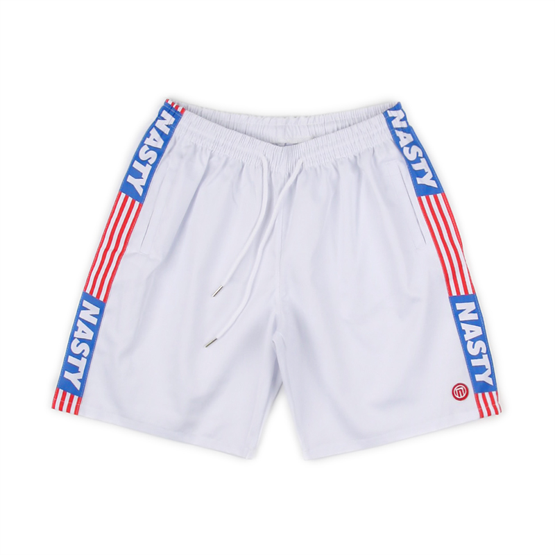 [NYPM] NASTY KICK SHORTPANTS (WHT)