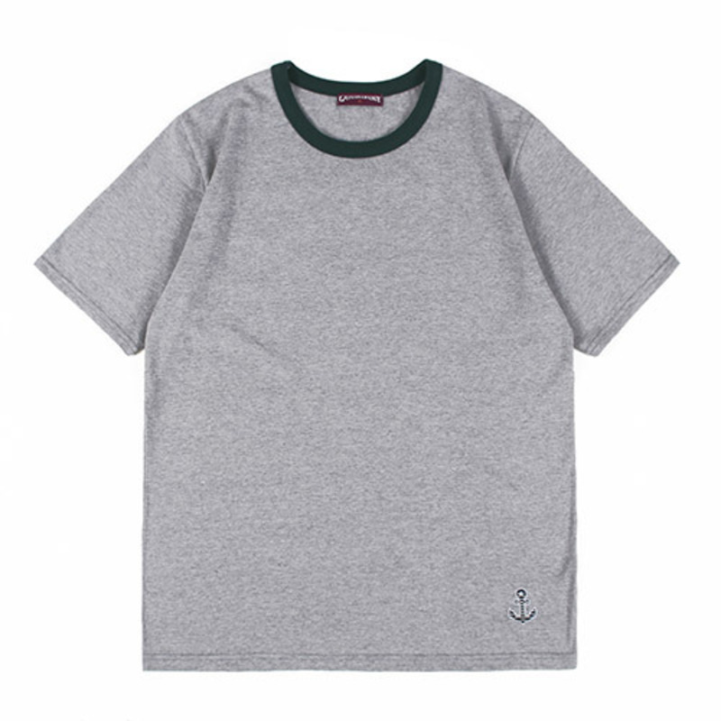 [GROSS INVENTORY] ANCHOR T-SHIRTS (GREEN)