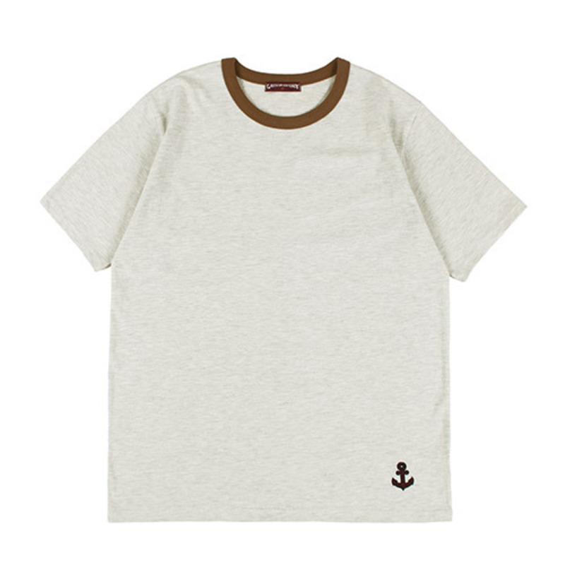 [GROSS INVENTORY] ANCHOR T-SHIRTS (IVORY)
