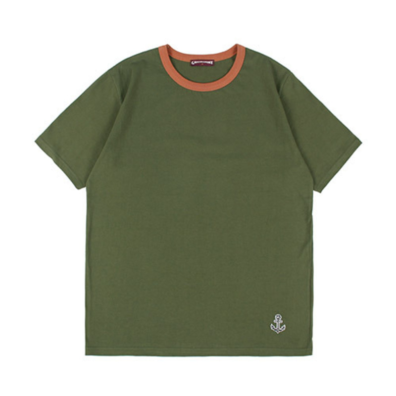 [GROSS INVENTORY] ANCHOR T-SHIRTS (KHAKI)