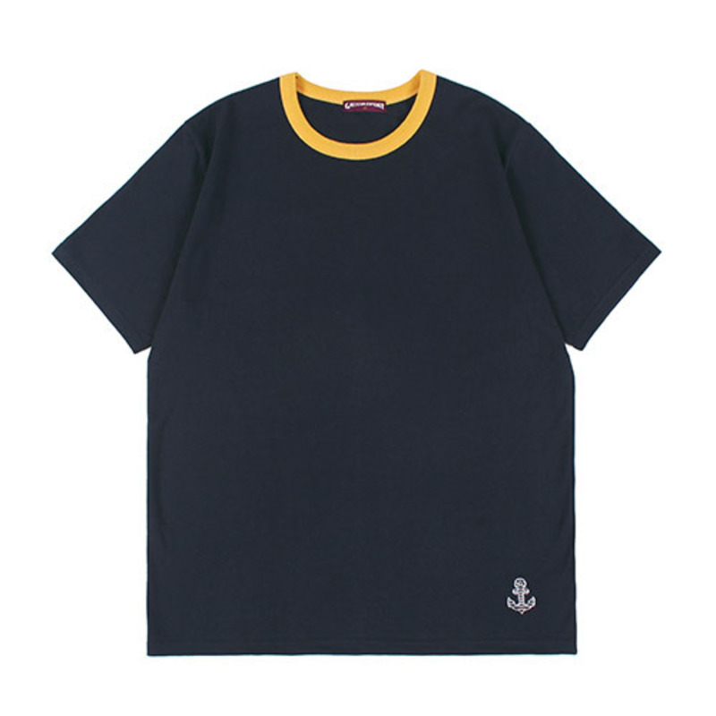 [GROSS INVENTORY] ANCHOR T-SHIRTS (NAVY)