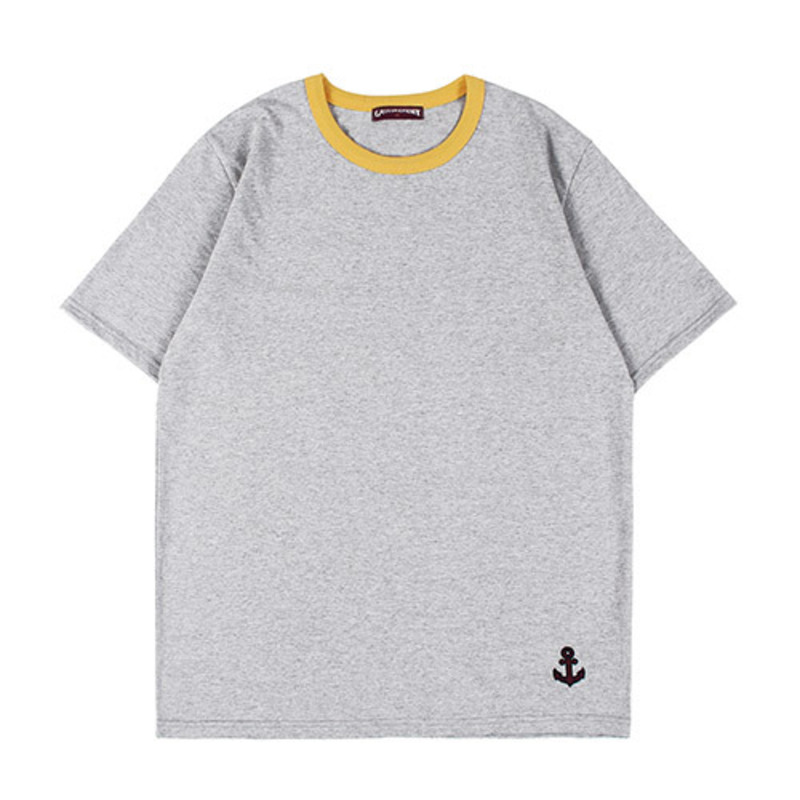 [GROSS INVENTORY] ANCHOR T-SHIRTS (YELLOW)