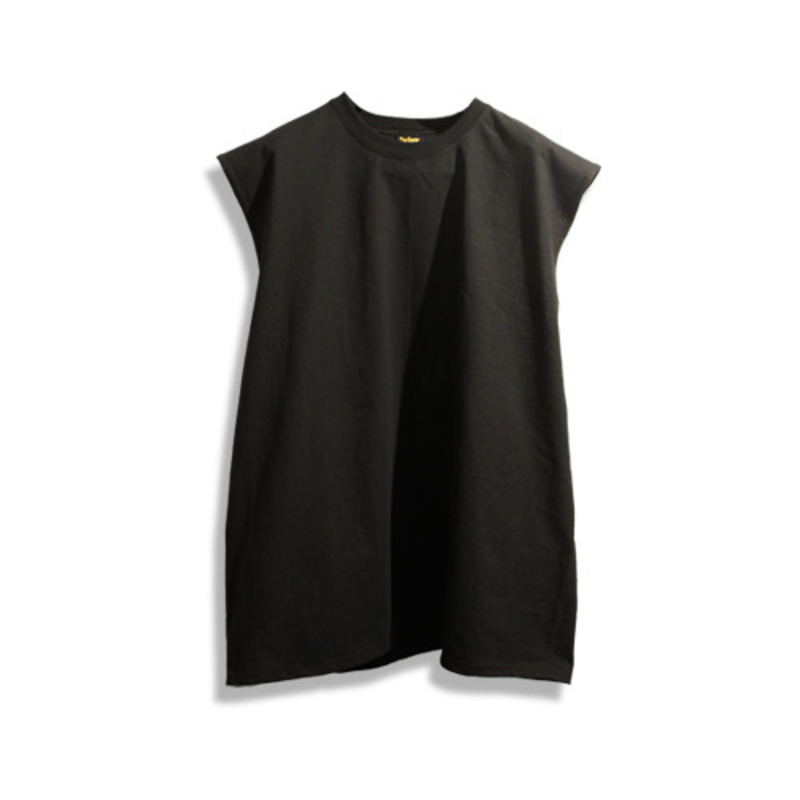[THE GRAVE] SHOULDER ADJUSTABLE SLEEVELESS TOP