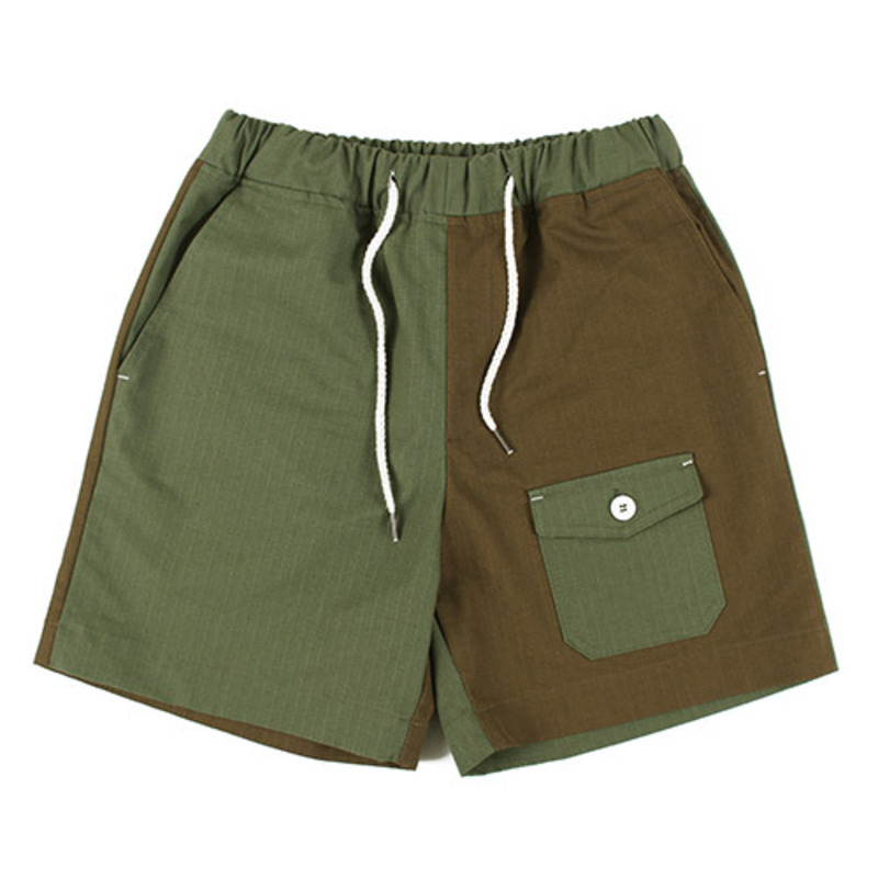 [GROSS INVENTORY] ANCHOR SHORT PANTS (KHAKI)