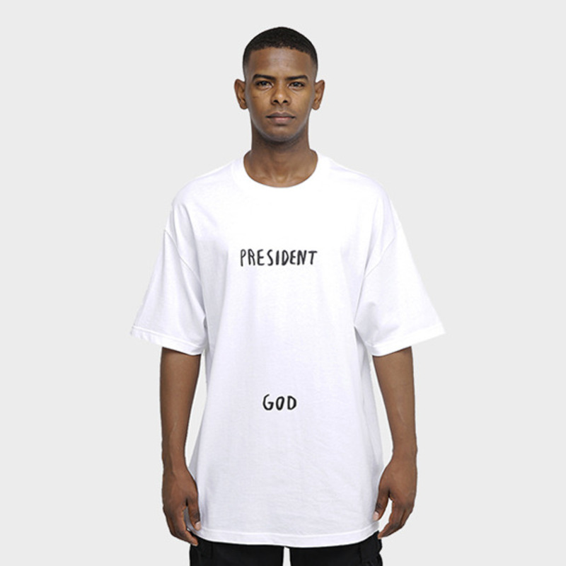 [OBH] PRESIDENT GOD T-SHIRT