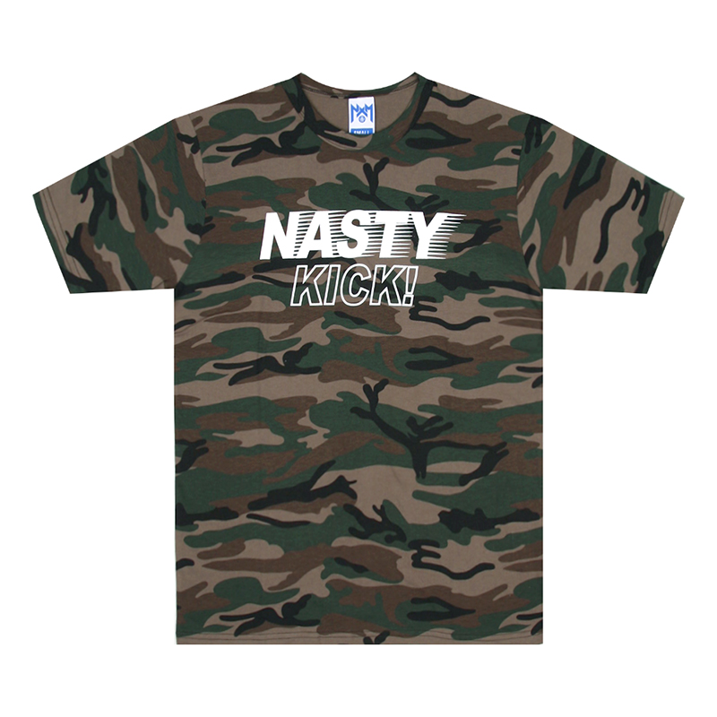 [NASTY PALM] NTK TEE (CAMO)
