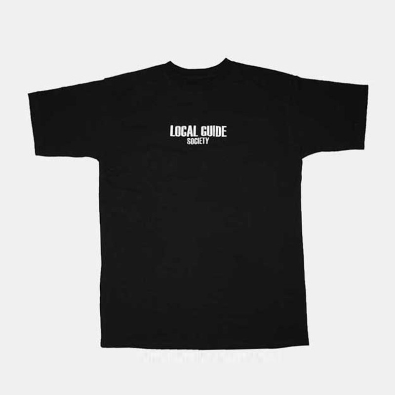 [BEHIND THE SCENES] YBGW LOCAL GUIDE SOCIETY TEE BLACK