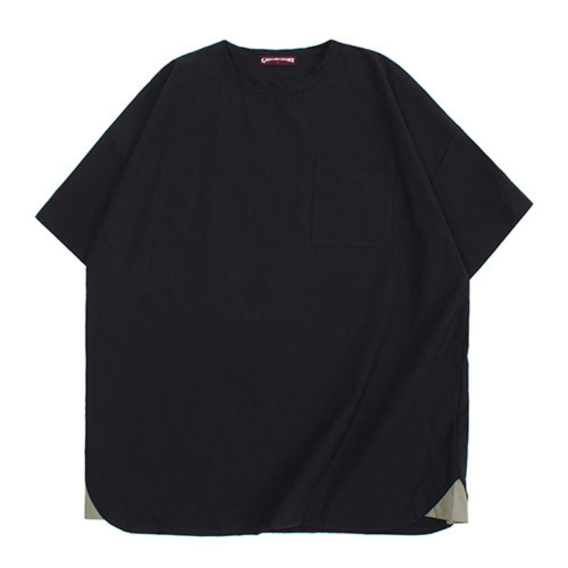 [GROSS INVENTORY]GRS WOVEN T-SHIRTS (BLACK)