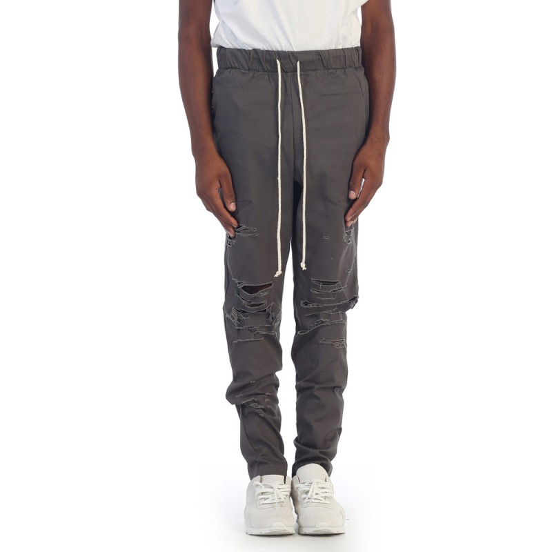 [$ SHOP SALE] [EPTM] THRASHER PANTS CHARCOAL