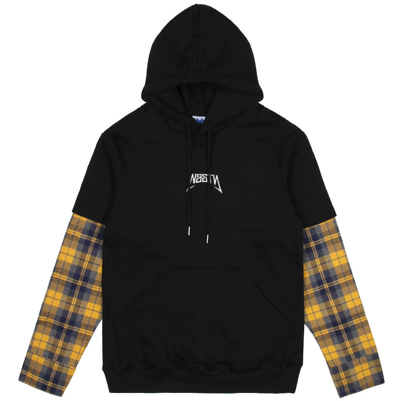 [NASTY PALM] NASTY AREA HOODY SHIRTS (YELLOW)