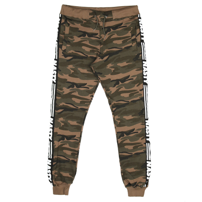 [NASTY PALM]  NASTY LINE SWEATPANTS (CAMO