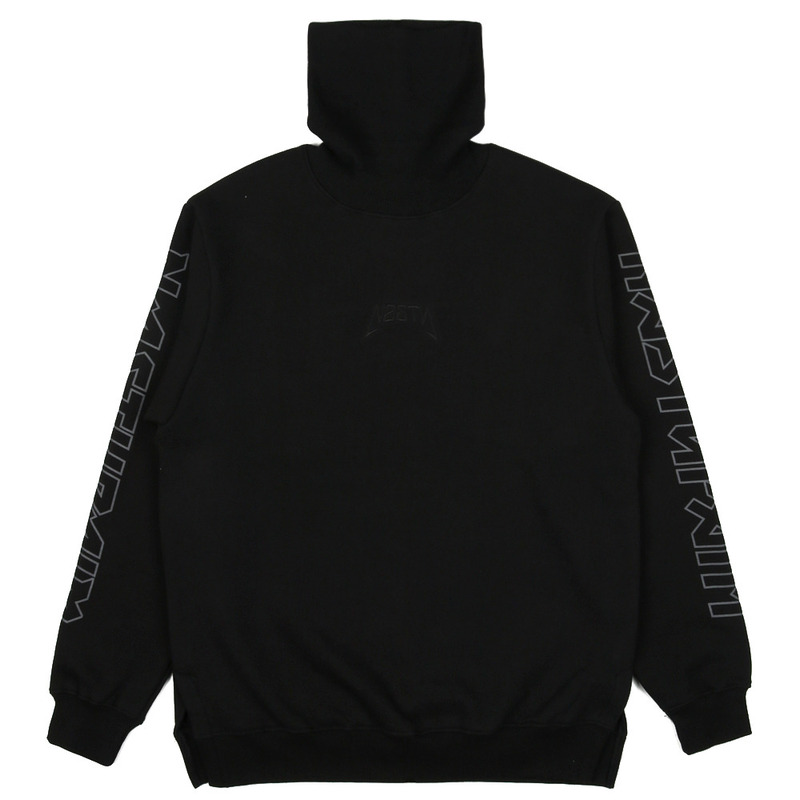 [NASTY PALM] NINJA SWEATSHIRTS (BLK)