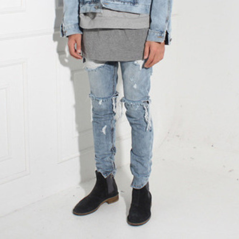 [BURJ SURTR] SELVEDGE DENIM JEAN V2