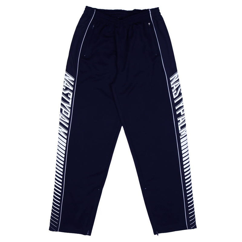 [NASTY PALM] NASTY REFLECT SWEATPANTS (NAVY)