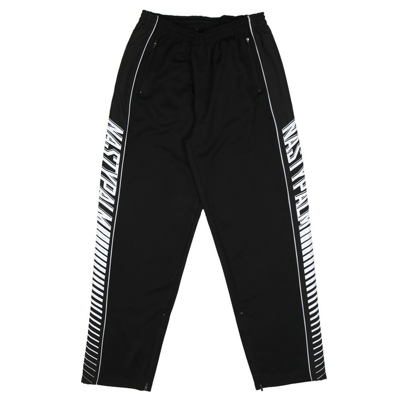 [NASTY PALM] NASTY REFLECT SWEATPANTS (BLK)