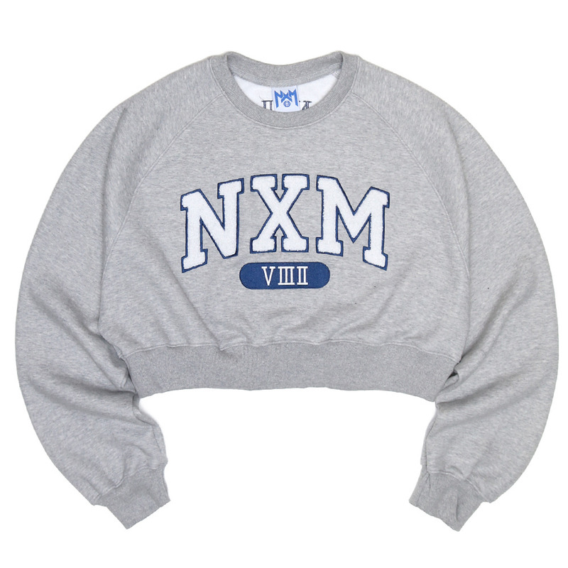[NASTY PALM] NXM SENIOR FIT SWEATSHIRTS (MEL)