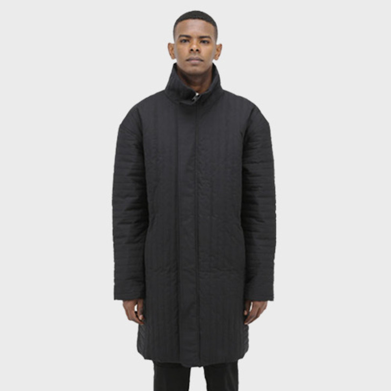 [OBH] QUILTED PARKA