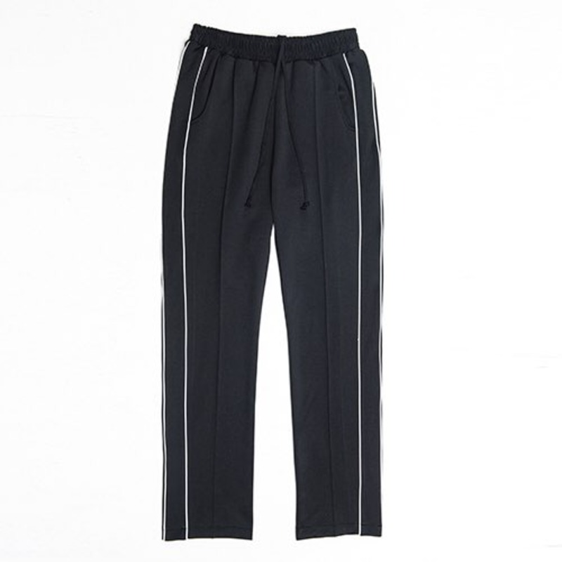 [FADIC] DOUBLE STRIPE TRACK PANTS