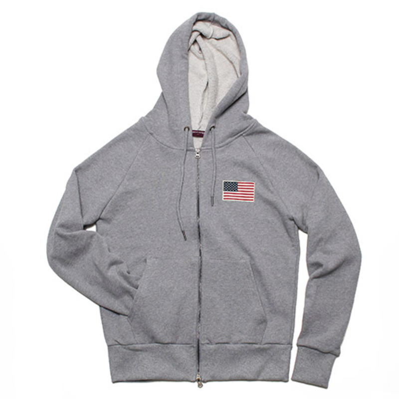 [GROSS INVENTORY] APOLLO ZIPUP HOODIE(GRAY)