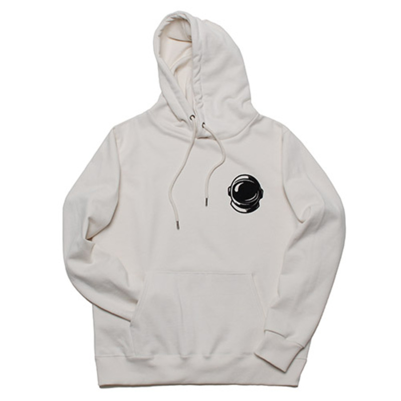 [GROSS INVENTORY] ASTRONAUT HOODIE(IVORY)